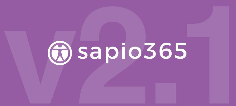 sapio365 2.1